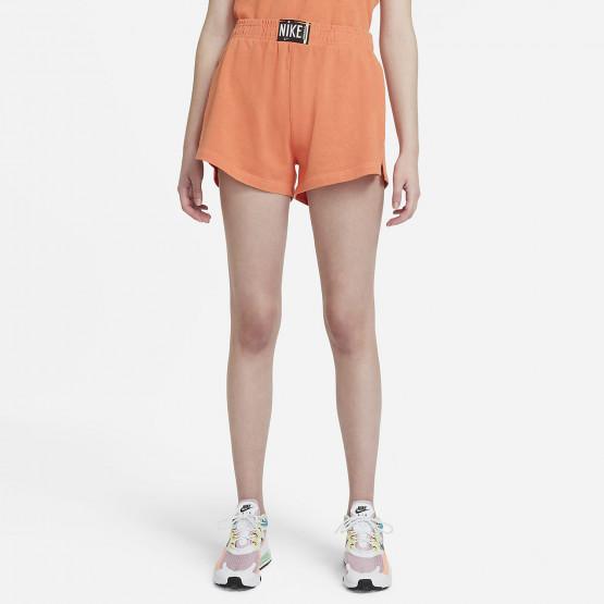 Nike Sportswear Washed Women's Shorts