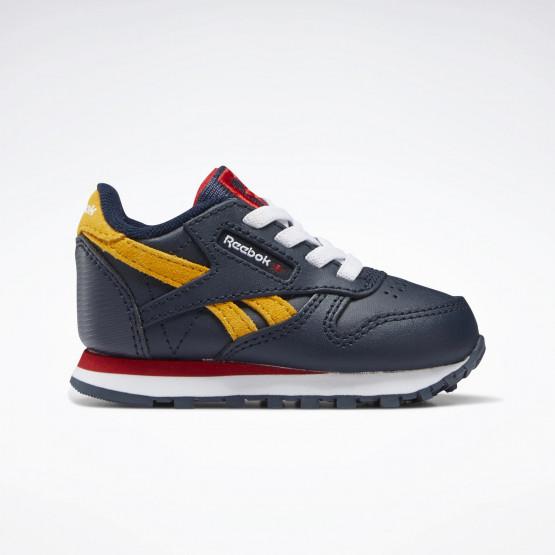 Reebok Classics Leather Βρεφικά Παπούτσια