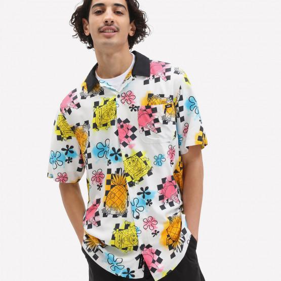 Vans X Spongebob Men's Shirt