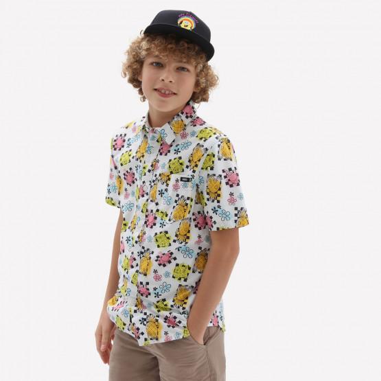 Vans X Spongebob Kids' Shirt