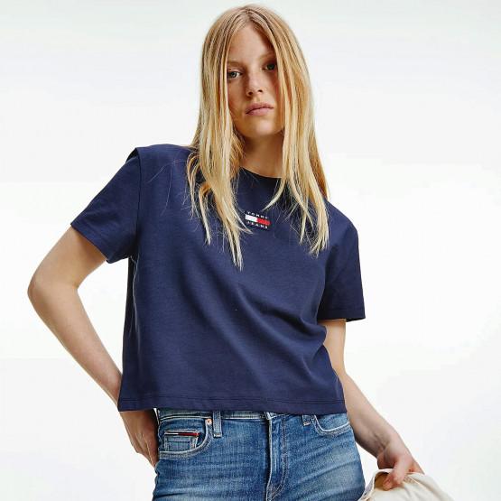 Tommy Jeans Center Badge Women's T-shirt
