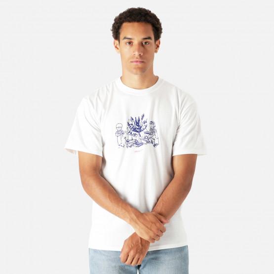 Huf Safe And Sane Ανδρικό T-Shirt