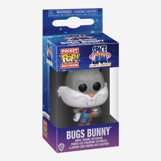 Funko Pop! Space Jam a New Legacy - Bugs Bunny Key Chain