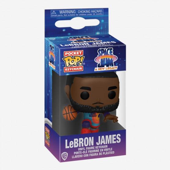 Funko Pop! Space Jam a New Legacy - LeBron James Key Chain