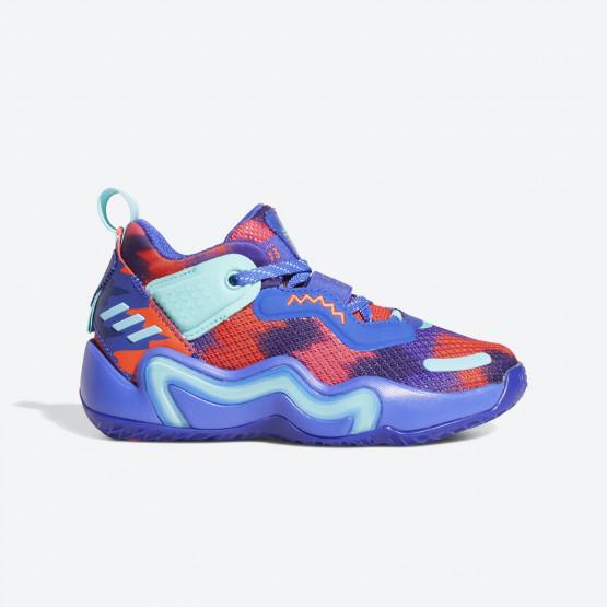 adidas D.O.N. Issue 3 Παιδικά Παπούτσια για Μπάσκετ