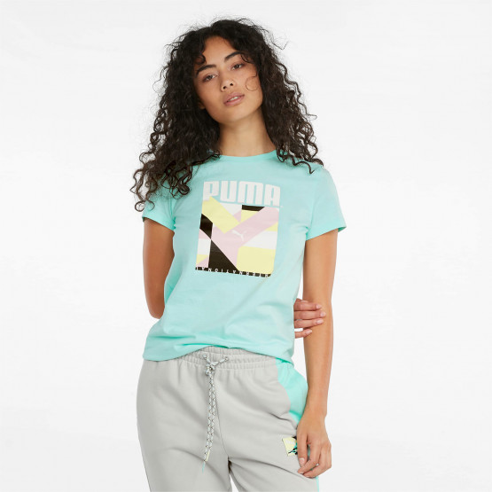 Puma International Graphic Women's T-shirt
