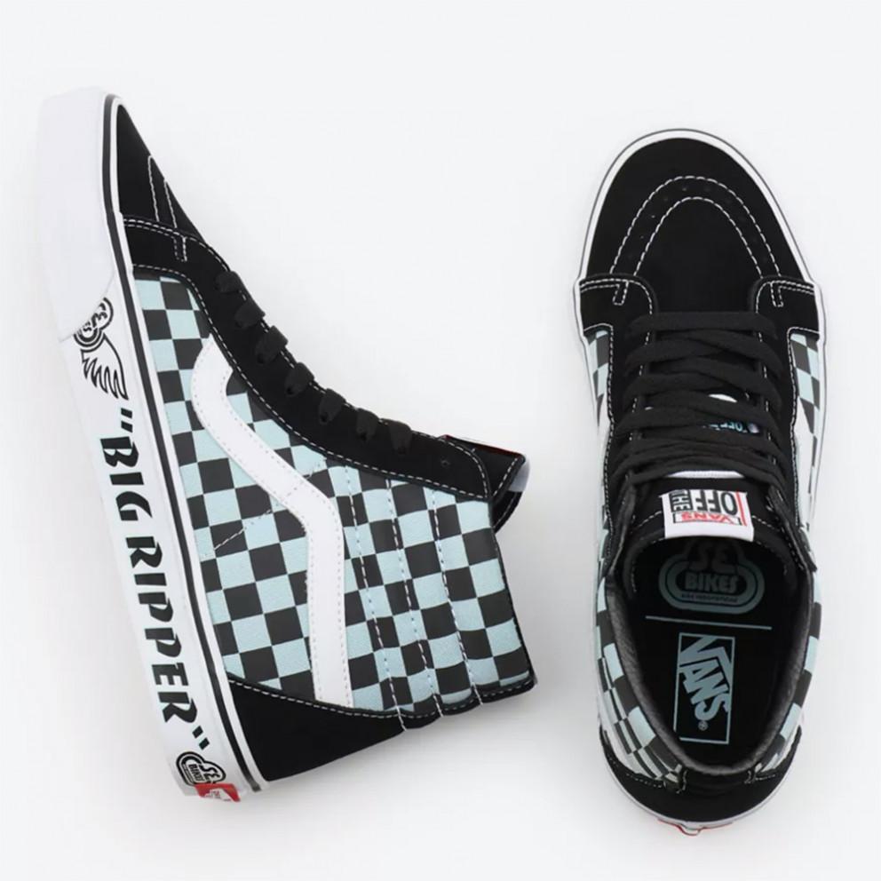 Vans X SE Bikes Sk8-Hi Reissue Kids' Shoes