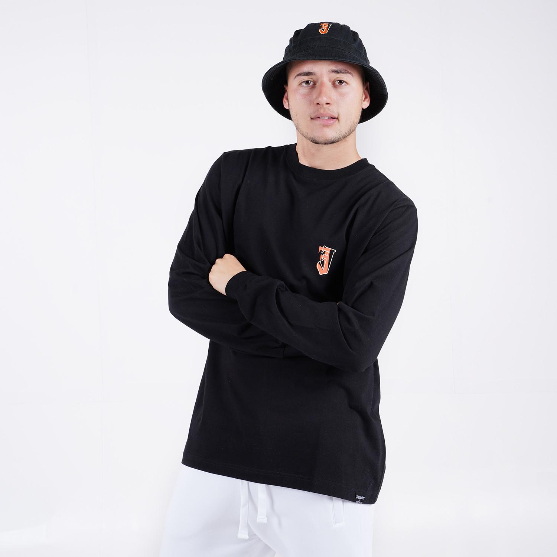 Jager Meister Μακρυμάνικο Ανδρικό T-shirt (9000088956_1469)