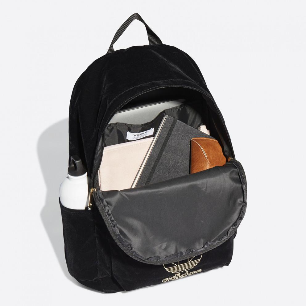 adidas Originals Adicolor Velvet Unisex Backpack 23L