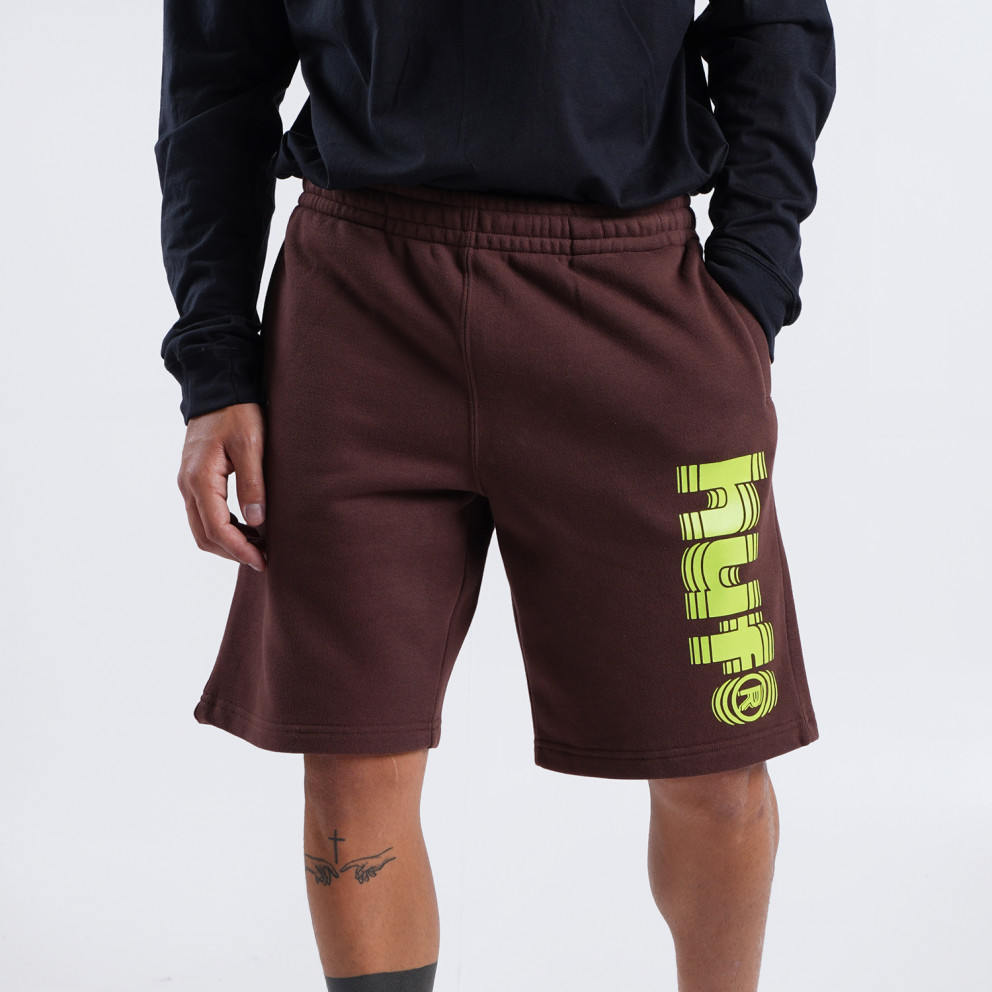 Huf Shake Fleece Men's Shorts