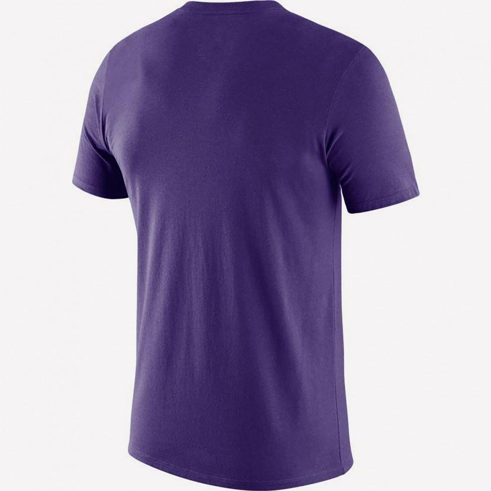 Nike NBA Lakers Dri-FIT Men's T-Shirt