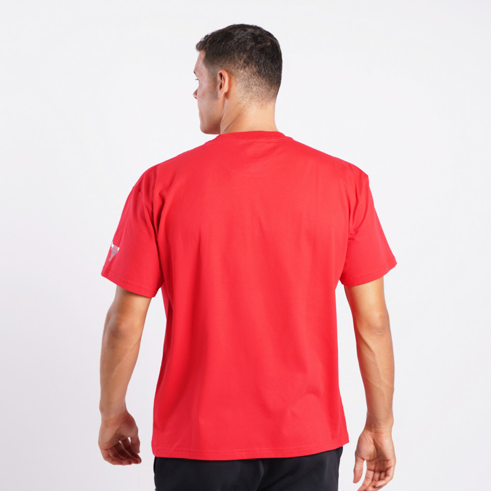 Nike Chicago Bulls Courtside Men's Jordan NBA T-Shirt