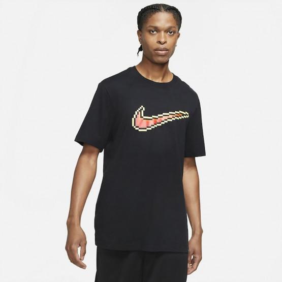 Nike Basketball Swoosh Ανδρικό T-Shirt