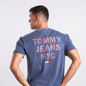 Tommy Jeans Nyc 3D Text Men's T-shirt