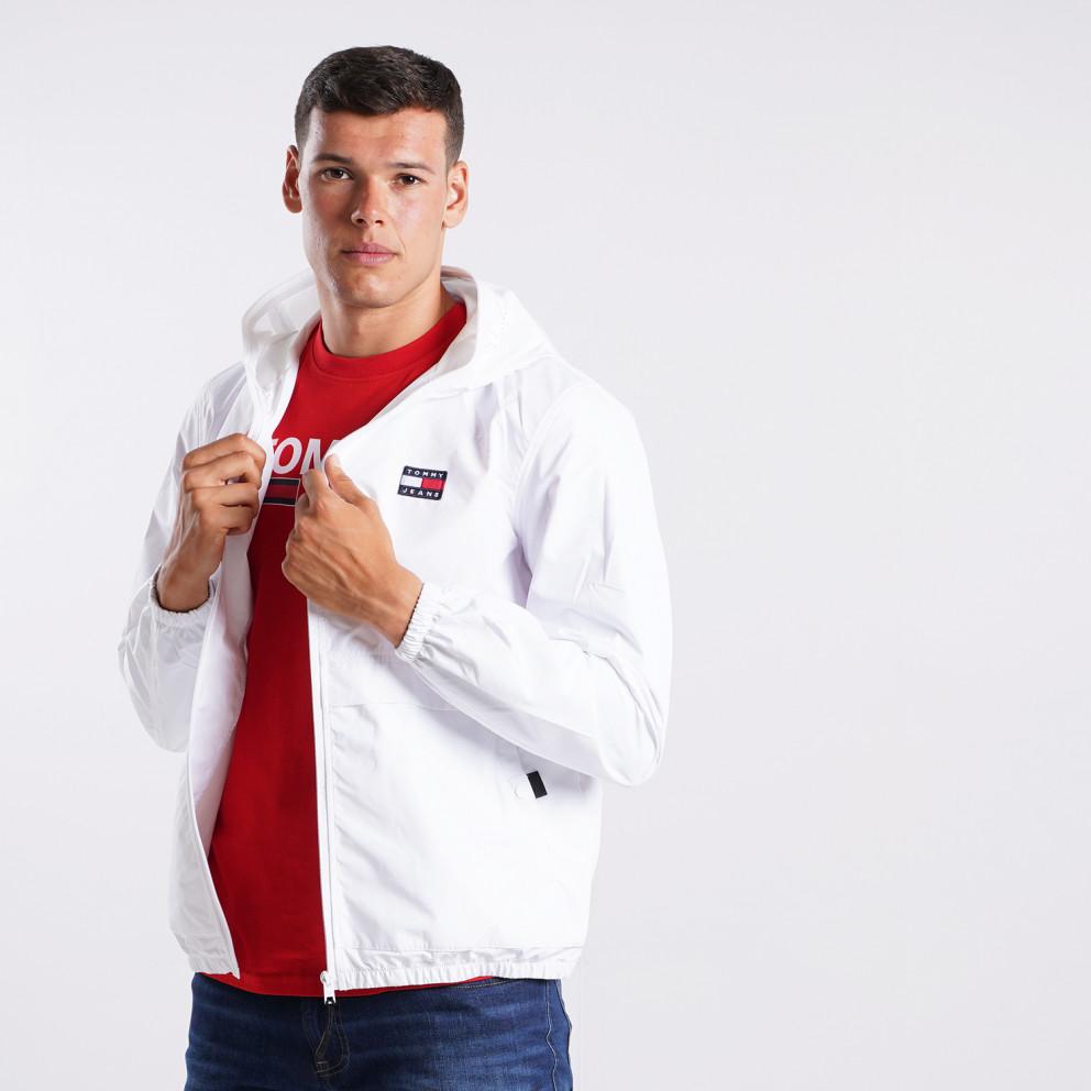 Tommy Jeans Men's Hooded Wind Jacket