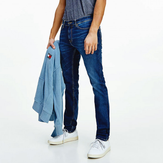 Tommy Jeans Scanton Slim Fit Faded Ανδρικό Τζιν Παντελόνι (Μήκος 32L)