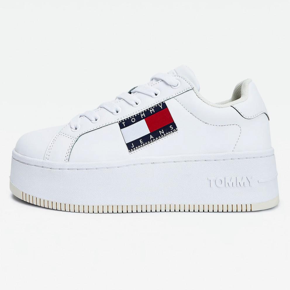 Tommy Jeans Flatform Flag Women's Shoes
