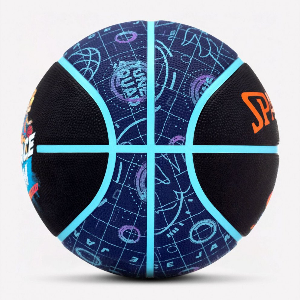 Spalding Space Jam Premium Rubber Cover Basketball Size 7