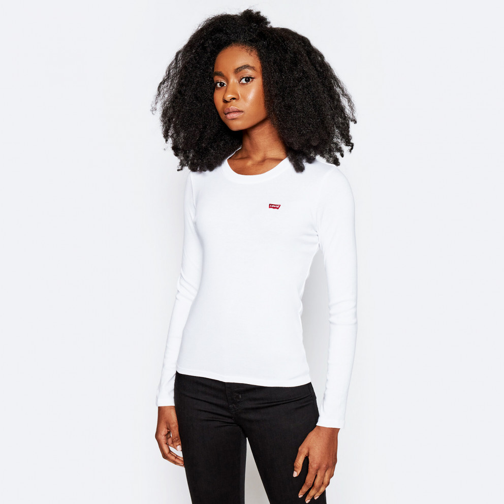 Levi's Baby Tee Women's Long-sleeved T-Shirt