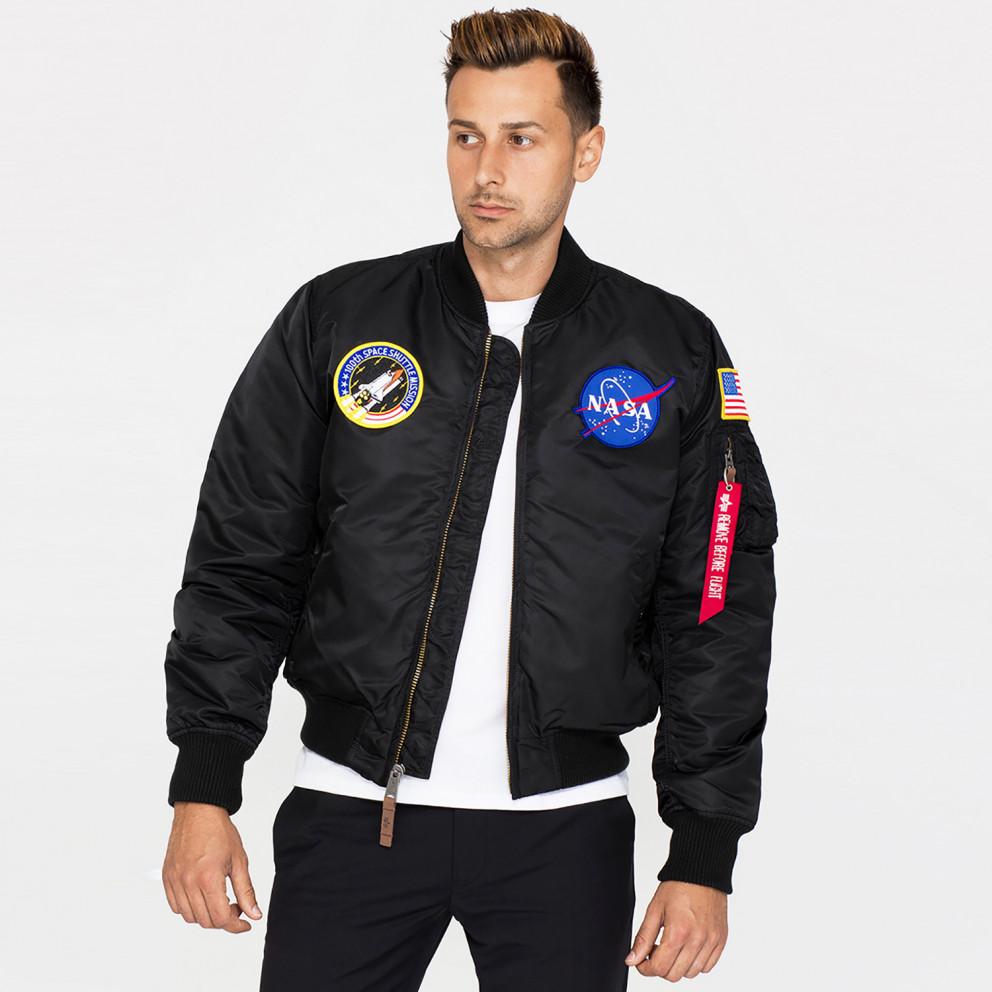ALPHA INDUSTRIES MA-1 Nasa Men's Jacket