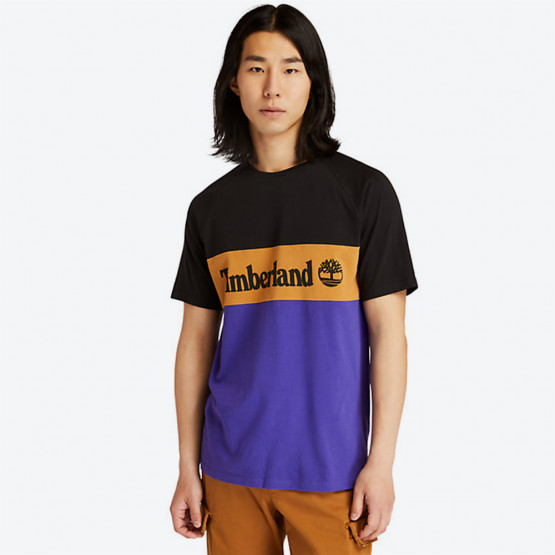 Timberland Cut & Sew Ανδρικό T-shirt