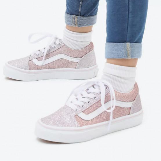 Vans Old Skool 2-Tone Glitter Kids' Shoes