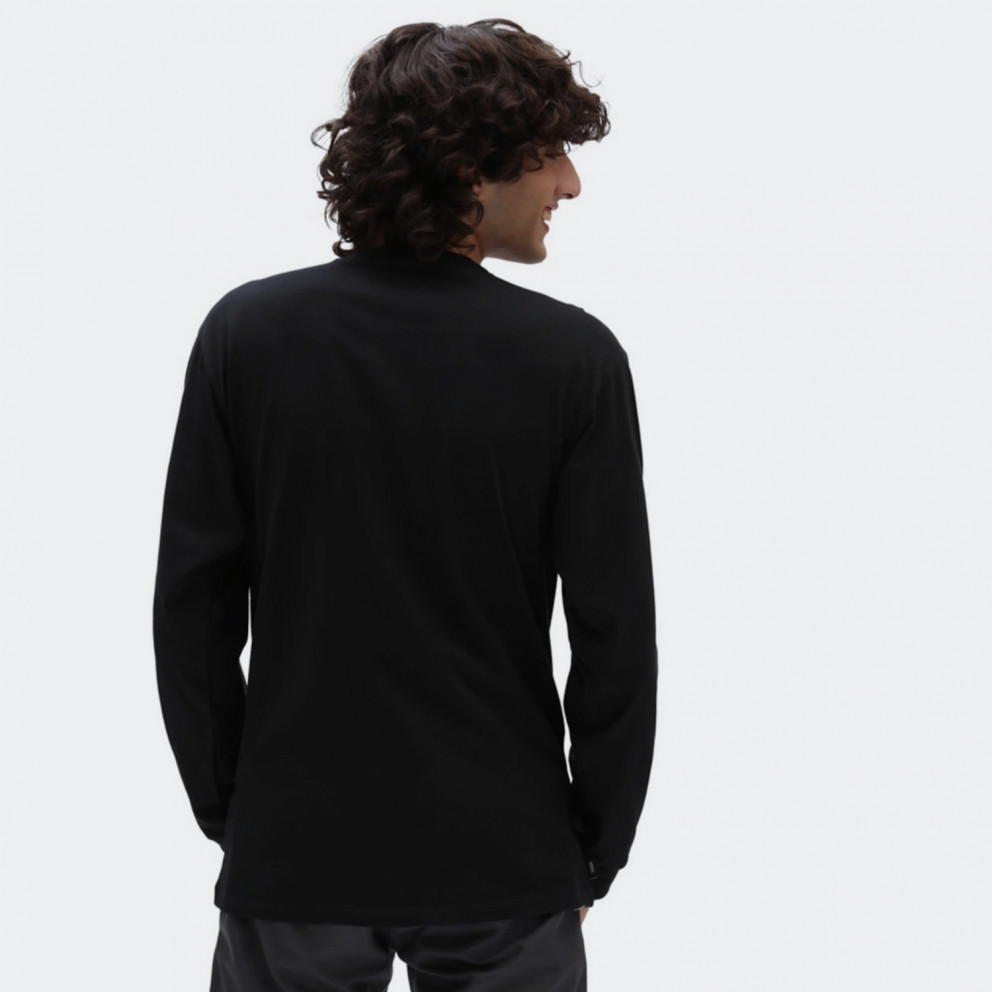 Vans Off The Wall Fleece Men's Blouse With Long Sleeves
