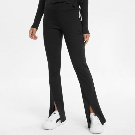 Puma Classics Ribbed Women's Slim Pants