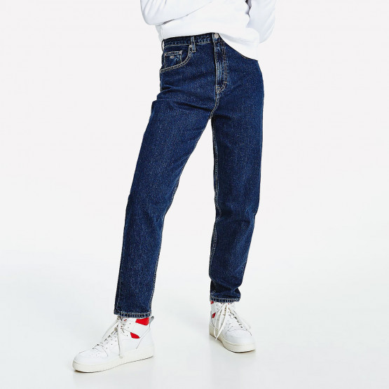 Tommy Jeans Mom Ultra High Rise Tapered Γυναικείο Jean Παντελόνι (Μήκος 30L)
