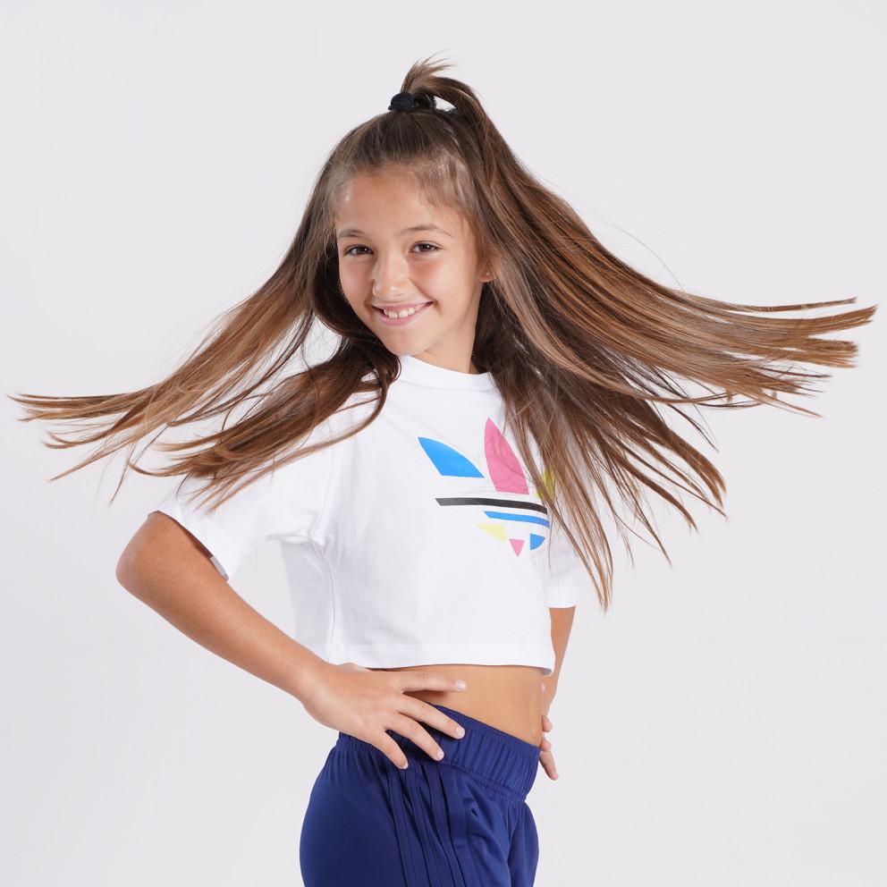adidas Originals Adicolor Cropped Kids' T-shirt
