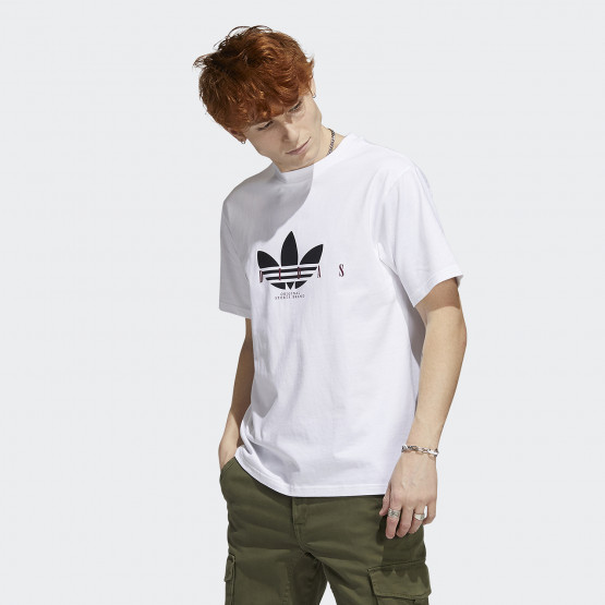 adidas Originals Trefoil Script Ανδρικό T-shirt