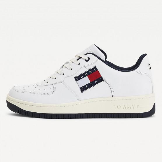Tommy Jeans Basket Cupsole Logo Ανδρικά Παπούτσια