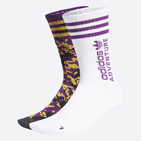 adidas Originals Adventure Unisex Socks 2 Pairs