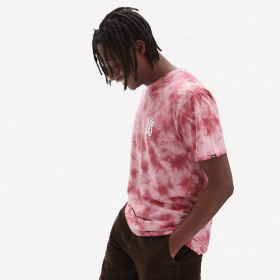 Vans Tall Type Tie Dye Men's T-shirt