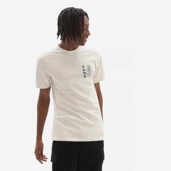 Vans World Code Oatmeal Ανδρικό T-shirt