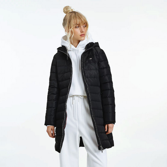 Tommy Jeans Essential Quilted Down Women's Coat