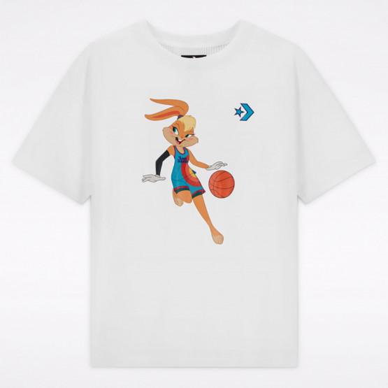 Converse Space Jam A New Legacy Women's T-shirt