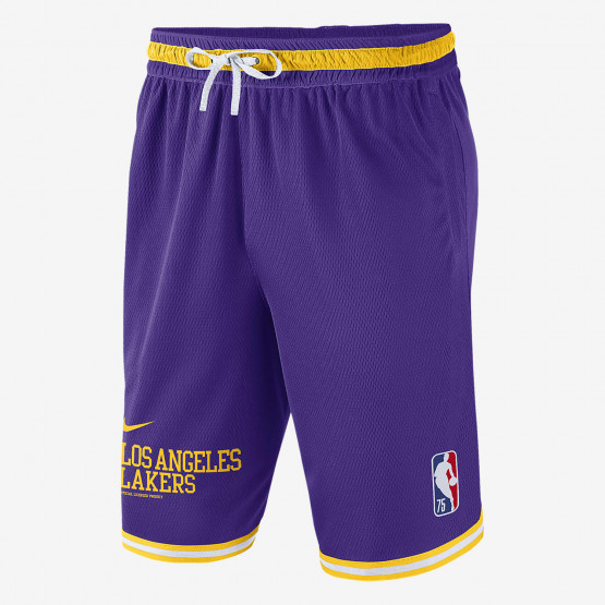 Nike NBA Los Angeles Lakers Courtside DNA Men's Shorts