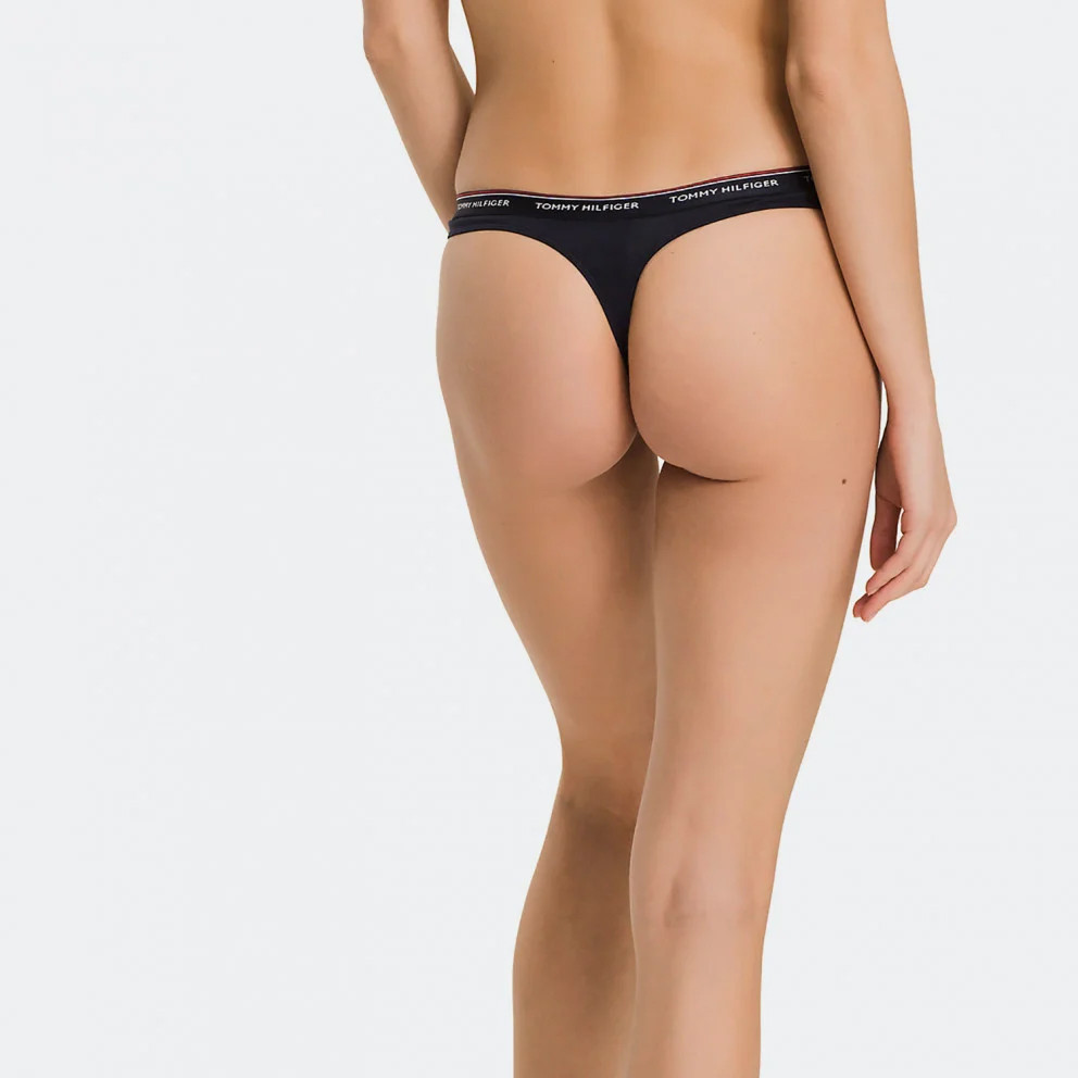 Tommy Jeans 3-Pack Women's Thongs