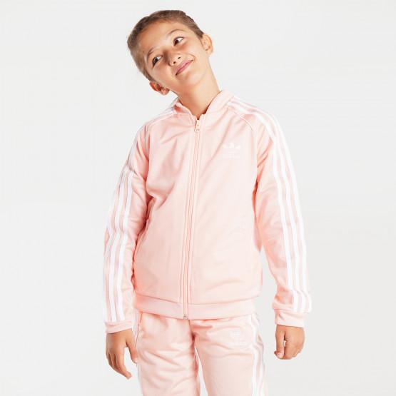 adidas Originals Adicolor Kid's Track Jacket