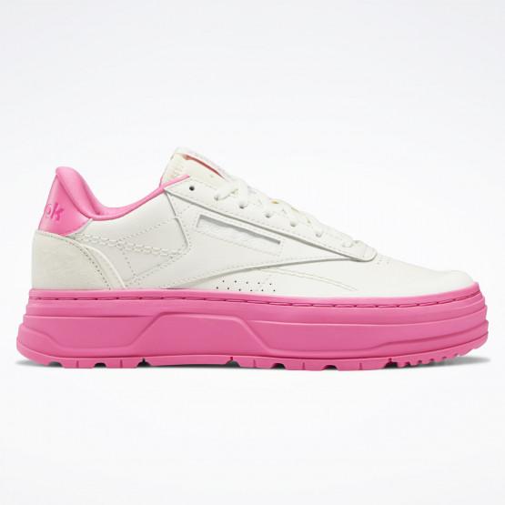 Reebok Classics Club C Double Geo Women's Shoes
