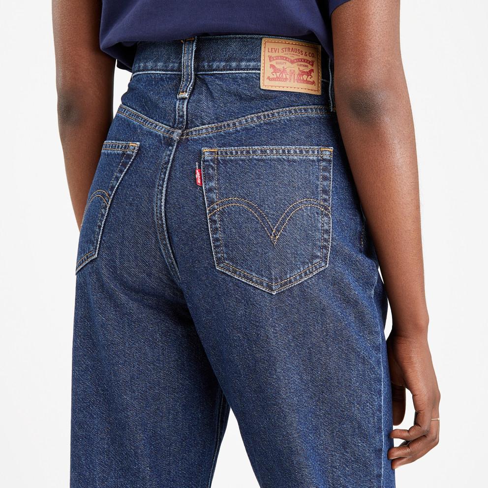 Levi's High Waisted Mom Eco Ocean Women's Jeans
