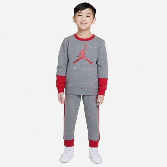 Jordan Jumpman By Nike Crew Kids' Set