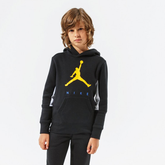 Jordan Jumpman Παιδική Μπλούζα με Κουκούλα