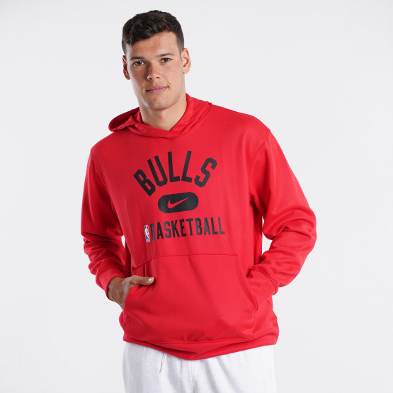 Nike NBA Chicago Bulls Dri- Fit Spotlight Men's Hooded Sweatshirt