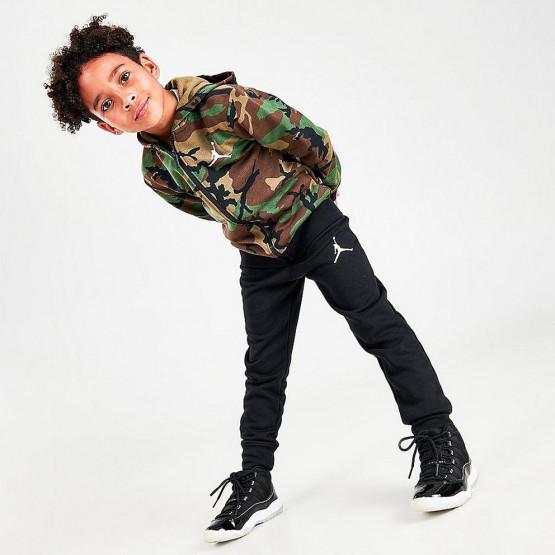 Jordan Essentials Camo Fleece Παιδικό Σετ