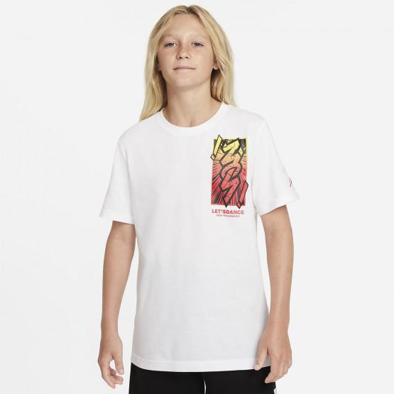 Jordan Zion Lets Dance Kids' T-Shirt