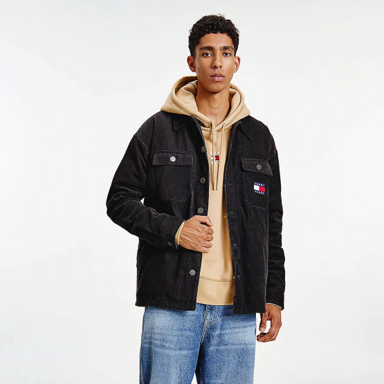 Tommy Jeans Tjm Lined Cord Overshirt