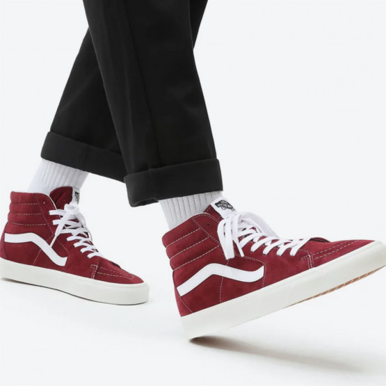 Vans Sk8-Hi Suede Unisex Παπούτσια