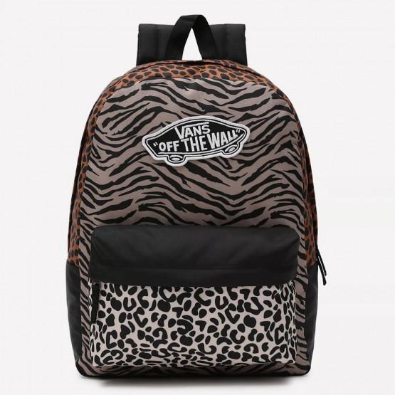 Vans Wm Realm Backpack Animal Block
